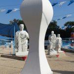 אירוע קונספט - פסלים