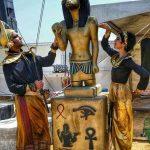 אירוע קונספט - דמויות מצרים