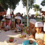 תפאורה לאירועים - אטרקציית בישול לילדים