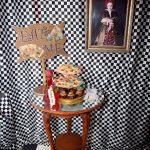 אירוע קונספט - פינת האוכל של המלכה