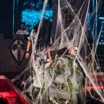 אירוע קונספט - דמות מתוך מיטה וכורי עכביש
