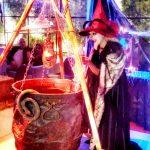 אירוע קונספט - מכשפה