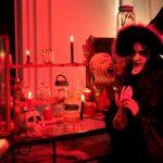 אירוע קונספט - מכשפה ונרות