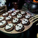 אירוע קונספט - עוגיות עם דמות גולגולת