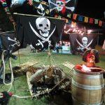 שודדי הקריביים - דגלי שטח