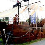 אירוע קונספט - ספינה ושודד