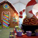 תפאורה לאירועים - פרופס ממלכת הממתקים