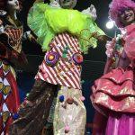 תפאורה לאירועים - שחקנים בעולם הממתקים