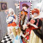 אירוע קונספט - אליסה המלכה הכובעון והארנב