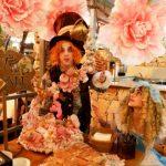 אירוע קונספט - הכובעון ואליסה במסיבת התה