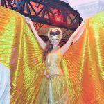 אירוע קונספט - רקדנית פרח האש