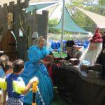 אירוע קונספט - נסיכה קוסם וקוסמת