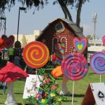 אירוע קונספט - חצר בית הממתקים