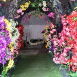 אירוע קונספט - מסדרון הפרחים